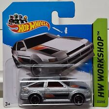 Hot Wheels 2014/222 - Then and Now 02/10 - Toyota AE-86 Corolla