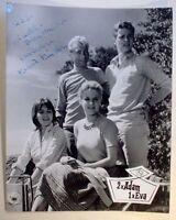 "Kino-Aushangfoto des Films ""2 x Adam 1 x Eva"" v 1959 -signiert Klaus Kindler (42"
