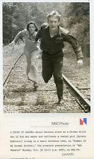 KRISTY MCNICHOL BRUCE DAVISON SUMMER OF MY GERMAN SOLDIER ORIG 1978 NBC TV PHOTO
