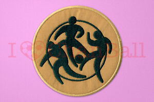 UXXA Cup 1999-2004 Sleeve Soccer Embroidery Patch / Badge