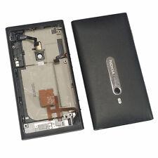 Genuine Original Battery Back Cover Housing Fits Nokia Lumia 800 - Black