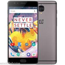 "OnePlus 3T 5.5"" OxygenOS 4G Smartphone Quad Core 2.35GHz 6GB+64GB 16.0MP GPS NFC"