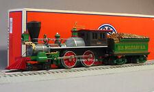 LIONEL USMRR MEDAL OF HONOR 4-4-0 ENGINE &TENDER 6-30225 O GAUGE GENERAL 6-18788