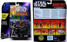 Star Wars SOTE Boba Fett versus vs  IG-88 Action Figure 2 Pack 1996 .