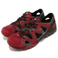 Merrell Tetrex Crest Wrap Red Grey Black Men Amphibious Outdoors Shoes J12847