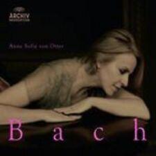 """ANNE SOPHIE VON OTTER """"BACH ARIEN"""" CD NEW+"""