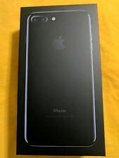 Apple iPhone 7 Plus (Latest Model) - 256GB - Jet Black (Unlocked Any Network)
