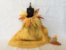 "Barbie Doll ""Van Gogh Sunflower"" Outfit Set - 1990s"