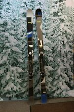 Volkl Kendo Skis w/ Solomon Warden 13 Bindings