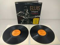 ELVIS PRESLEY - IN PERSON FROM MEMPHIS TO VEGAS - Double Vinyl LP