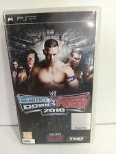 WWF SMACKDOWN VS RAW 2010 PSP