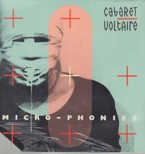 "CABARET VOLTAIRE "" MICRO-PHONIES "" LP SIGILLATO VIRGIN-RICORDI 1984 (CUT)"