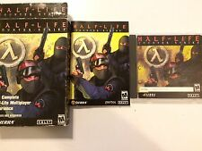 Half-Life Counter-Strike PC CD Computer Game with Box and Manual