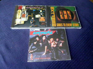 3CDs Extreme Pornograffitti (1990)&Sides To Every Story (1992) + More Than Words