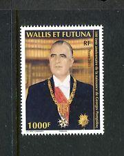 Wallis & Futuna 697, MNH, Georges Pompidou President of France 2011. x21434