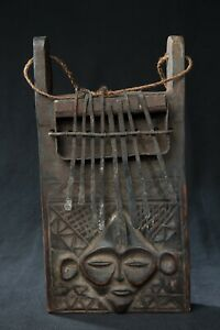 Luba Mbira, D.R. Congo, Central African Tribal Arts