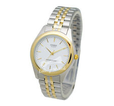 -Casio MTP1129G-7A Men's Metal Fashion Watch Brand New & 100% Authentic