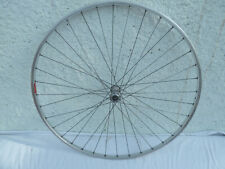 roue avant Mavic vintage 700 Made in france a boyaux