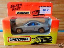 MATCHBOX 1993 SUPER FAST 2 BMW 850 (A+/A-)