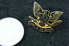 HOME OF THE BRAVE PIN
