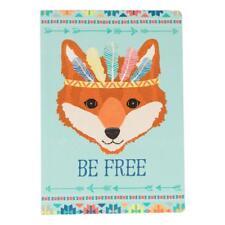 Sass & Belle essere libero FOX Animal Adventure A5 Notebook Blocco Note Carta comune LIBRO