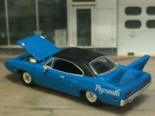 1970 70 Plymouth Superbird SUPER WING Muscle Car 1/64 Scale Limited Edition ZZ1
