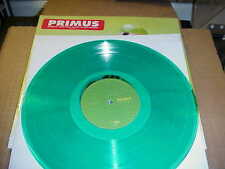 LP:  PRIMUS - Green Naugahyde  NEW SEALED REISSUE GREEN VINYL 2xLP + CD