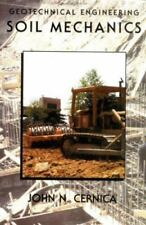 9780471308843  Geotechnical Engineering: Soil Mechanics by Cernica, John N.