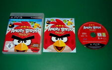 Angry Birds Trilogy mit Anleitung und OVP fuer Playstation 3 PS3