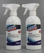 Clean & Clever Magic PRO20 Reiniger Antistatisch 2x 500ml Beschichtungsmittel T3