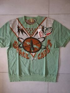 NWT LVC Levi's Vintage Clothing Space Cadet Knitted Tee Size XL
