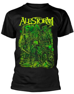 Alestorm 'Take No Prisoners' T-Shirt - NEW & OFFICIAL!