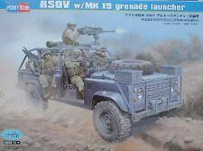 1/35  HOBBY BOSS  RSOV with MK 19 Grenade Launcher MODEL KIT 82449