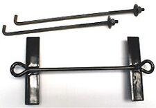MOPAR 1970-71 B & E-Body & 1970-76 A-Body Battery Tray Hold Down Kit Cuda Duster