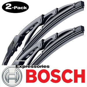 BOSCH DIRECT CONNECT WIPER BLADES size 22 / 20 Front Left and Right - SET OF 2