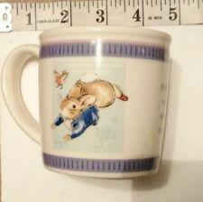 Peter Rabbit Wedgwood Mug & Bowl Frederick Warne & CO 2001 (Beatrix Potter)