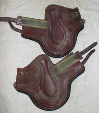devoucoux fetlock leather boots