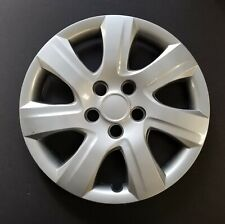 One Wheel Cover Hubcap Fits 2010 2011 Toyota Camry 16 Silver 7 Spoke Fits Toyota
