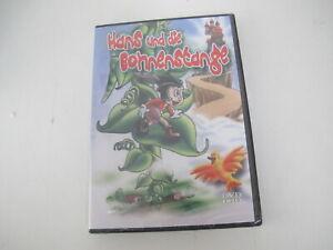 Hans und die Bohnenstange   DVD - Neu