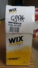 Wix Filtron Genuine Replacement Fuel filter WF8212