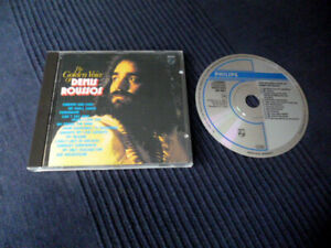 CD The Golden Voice Of Demis Roussos Best Greatest Hits Philips W. Germany PDO