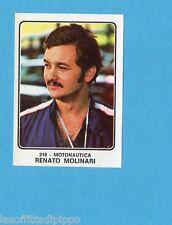 CAMPIONI dello SPORT 1973/74-Figurina n.218- MOLINARI -ITALIA-MOTONAUTICA-Rec