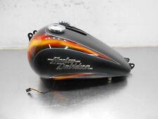 #0084 - 2010 10 Harley Davidson CVO Dyna Fat Bob  Gas Tank Fuel Tank