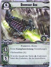 Warhammer 40000 Conquest LCG - Doomsday Ark  #027 - Legionen der Toten