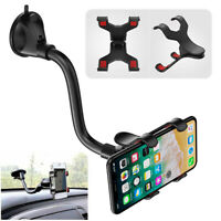 360° Universal In Car Windscreen Dashboard Holder Mount For GPS Mobile Phone