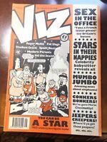 1991 Viz Vintage British UK Adult Comic Magazine Issue 56 Pages: 44