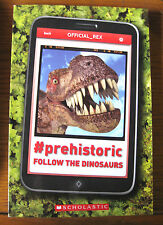 #Prehistoric: Follow the Dinosaurs  ___    New paperback!!!