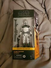 Hasbro Star Wars Black Series 6'' Clone Trooper (Kamino) Action Figure