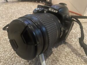 Nikon D3100 Camera With Nikkor DX 18-105mm Lense