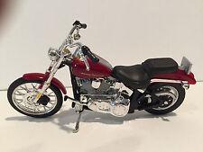 Harley-Davidson 1:18 Series 9 FXSTD Softail Deuce 2000